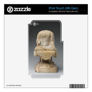 Headless Buddha - Tang dynasty (618–907) iPod Touch 4G Skin
