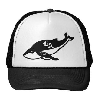 Headless Cow Productions Gangster Whale Hat