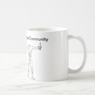 Headless cup of Bataille Coffee Mugs