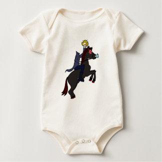 Headless Horseman Baby Bodysuit