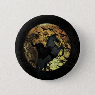 Headless Horseman Button