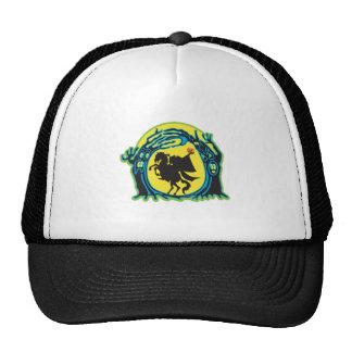 headless horseman trucker hats