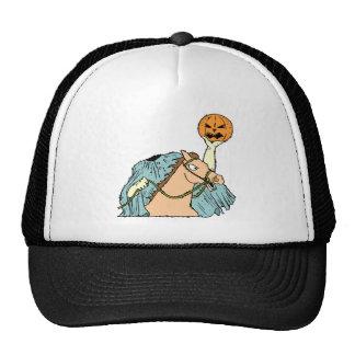 Headless Horseman Mesh Hats