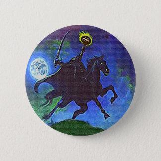 Headless Horseman in the Blue Light Button