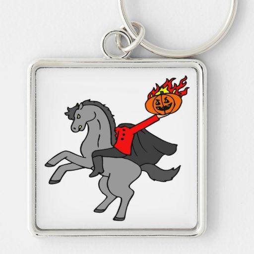 Headless Horseman Keychains