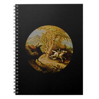Headless Horseman of Sleepy Hollow Notebook
