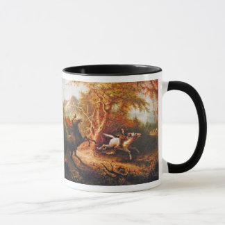 Headless Horseman Pursuing Ichabod Crane Mug