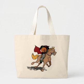 Headless Horseman Rides Again Jumbo Tote Bag