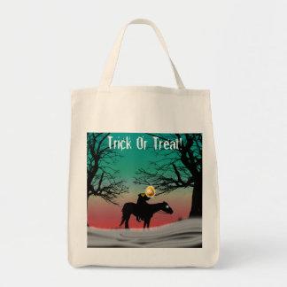 Headless Horseman Trick Or Treat Bag