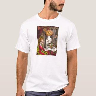 Headless Jack O'Lantern Trick R' Treat T-Shirt