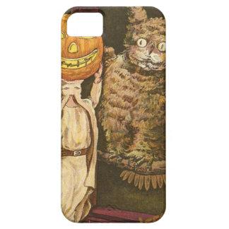Headless Man Jack O' Lantern Owl Pumpkinhead iPhone SE/5/5s Case