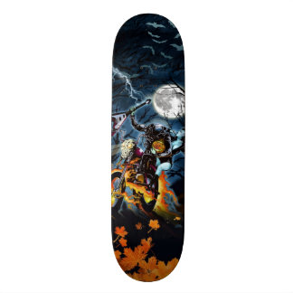 Headless Metal Horseman Skateboards