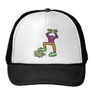 Headless Zombie Trucker Hats