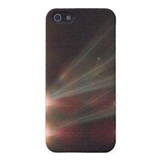 headlights in the Dark I phone 4 case