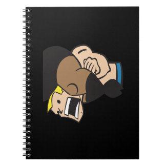 Headlock 2 journals