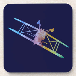 Headon Rainbow Biplane Coaster