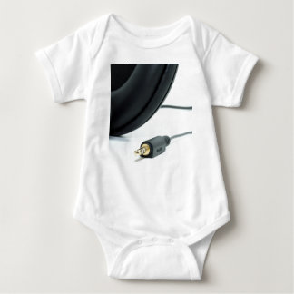Headphone Baby Bodysuit