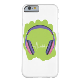 Headphone Barely There iPhone 6 Case
