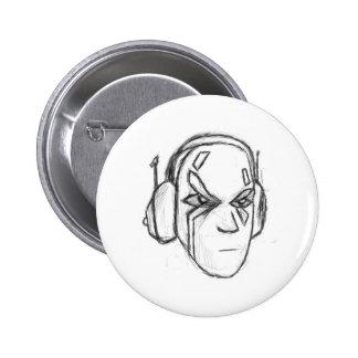 Headphone Head Button