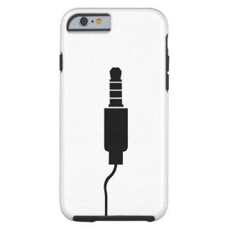 Headphone Jack Pictogram iPhone 6 Case
