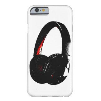 Headphone Pop Art Head Phone Barely There iPhone 6 Case