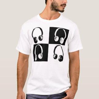 Headphone Style T-Shirt