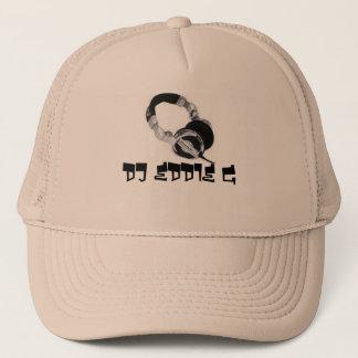 headphones9, DJ EDDIE G Trucker Hat
