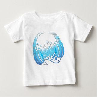 Headphones Baby T-Shirt