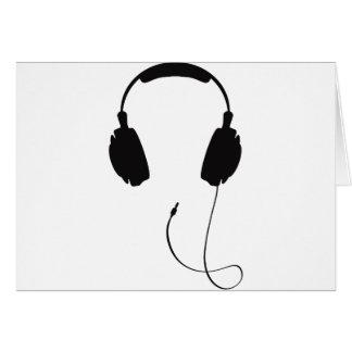 Headphones Cards