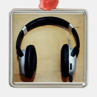 Headphones Christmas Tree Ornament