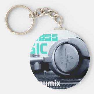 Headphones colection key chain