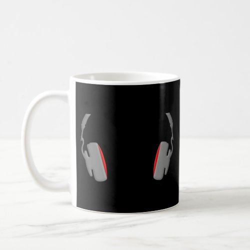Headphones Cool Simply and Classy Coffee Mug