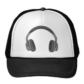 Headphones - Earphones - Headsets Audio 3 Mesh Hat