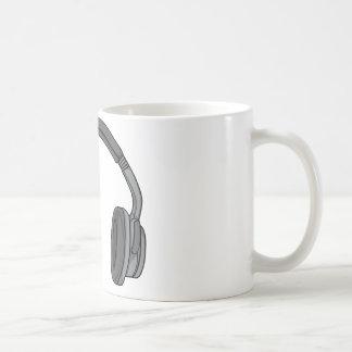 Headphones - Earphones - Headsets Audio 3 Coffee Mugs