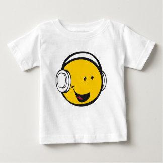Headphones Emoji T Shirt