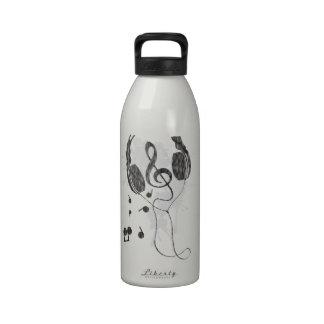 Headphones(G) Water Bottles