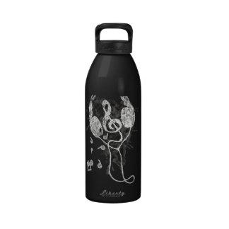 Headphones(G) Water Bottle