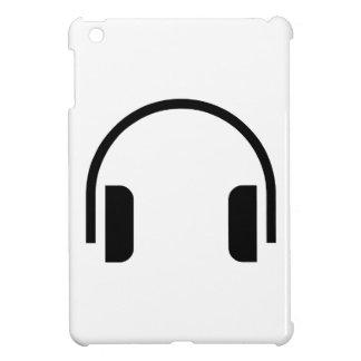Headphones Icon iPad Mini Cases