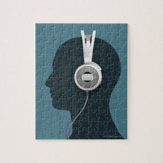 Headphones Jigsaw Puzzle