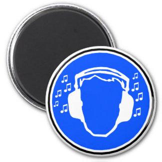 Headphones Magnet