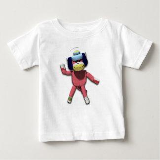 Headphones Monkey Tee Shirt