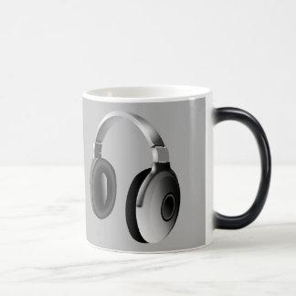 HEADPHONES Morphing Mug