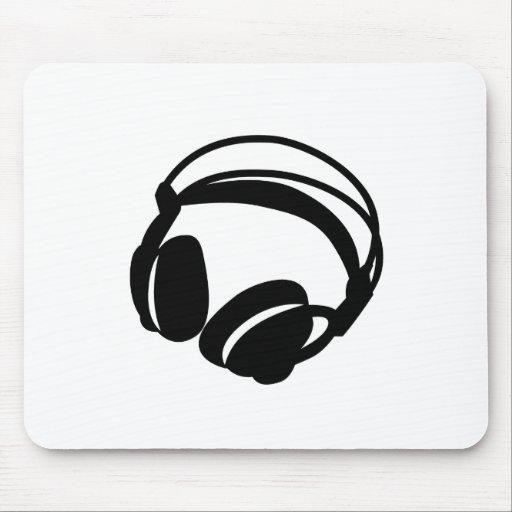 headphones muis mat