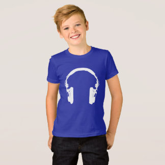 """Headphones"" T-Shirt"