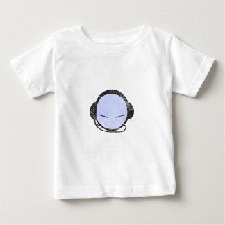 headphones tee shirt