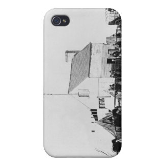 Headquarters of Sanitary Commission Covers For iPhone 4