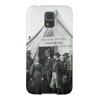 Headquarters Post Office. Galaxy S5 Cover