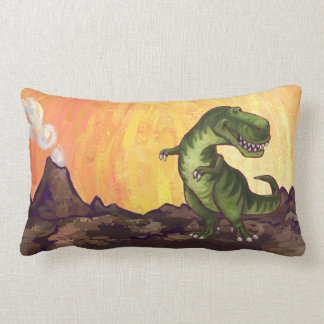 Heads and Tails Tyrannosaurus Pillow