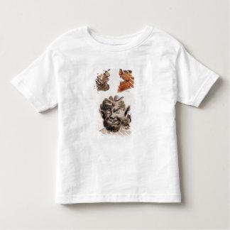 Heads of Evil Demons Toddler T-shirt