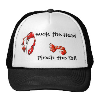 Heads or Tails Crawfish Hat